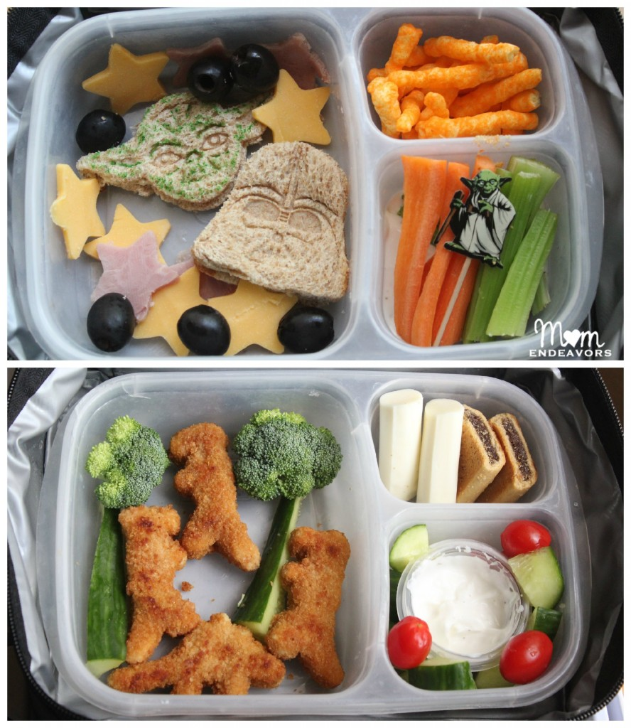 Creative school lunches #shop