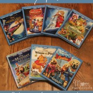 Disney Movie Blu-Ray/DVD Collection – HUGE Giveaway!!