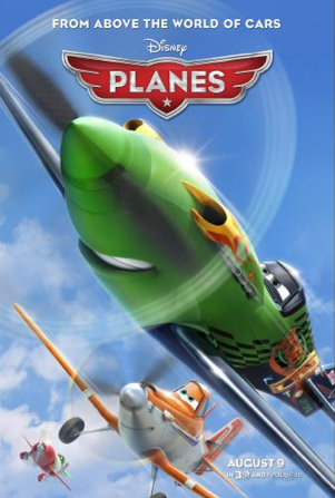 Disney Planes Movie