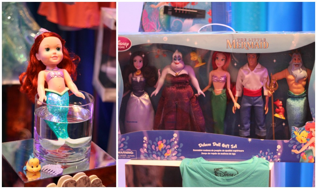 Little Mermaid Dolls