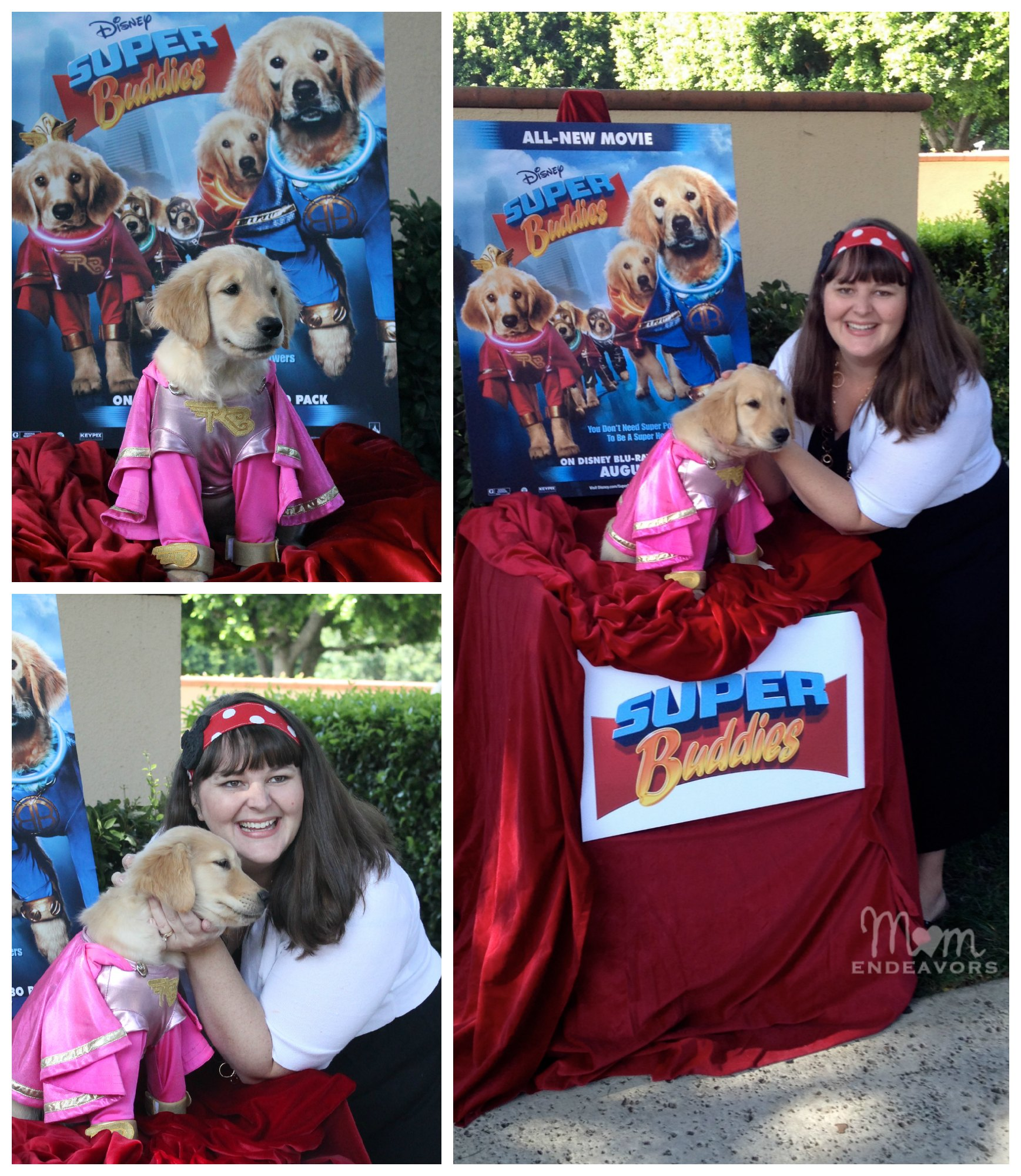 Meeting Disney's Super Buddies