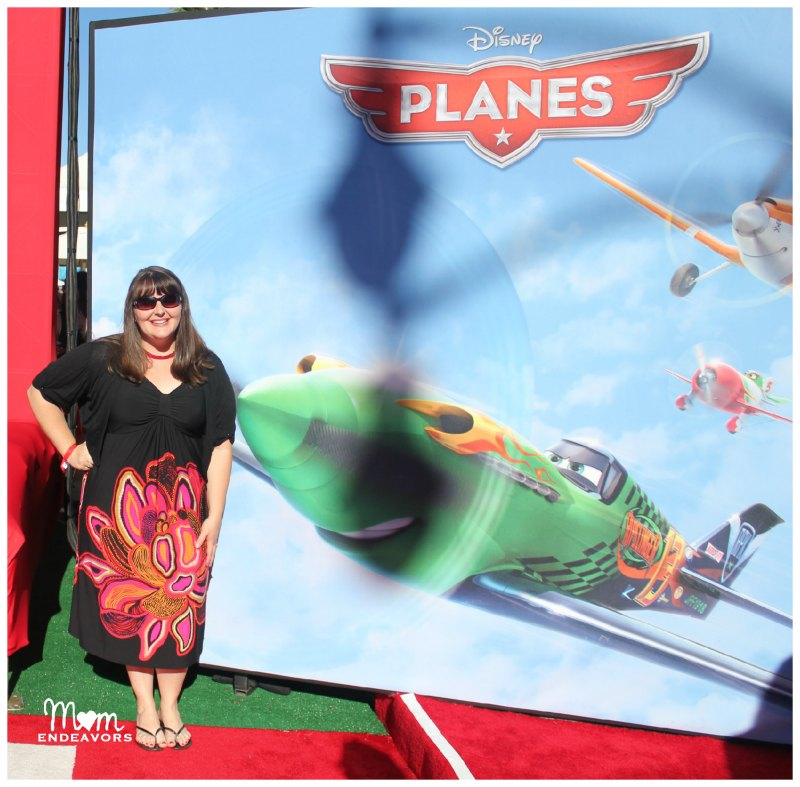 Mom Endeavors at the Disney Planes Premiere
