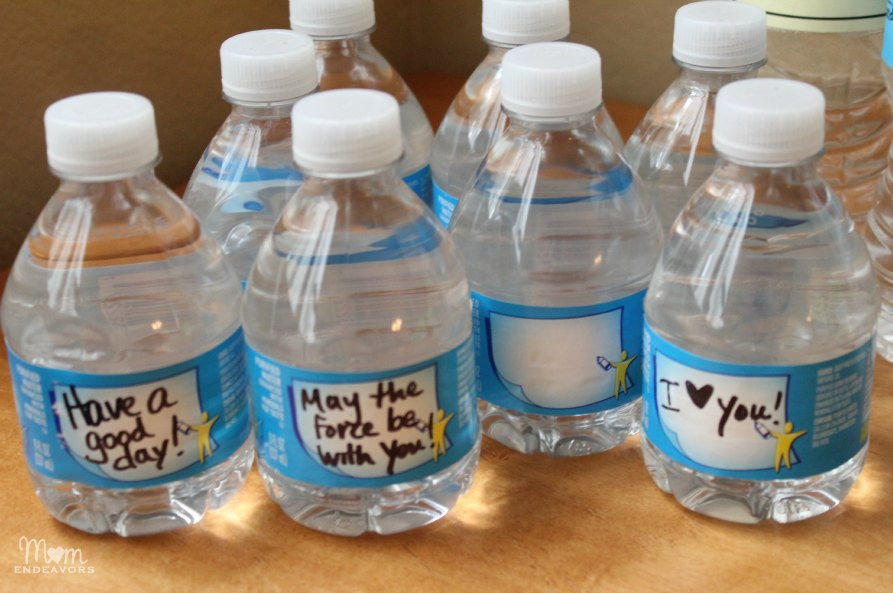 Nestle Pure Life Write-on Bottles #shop