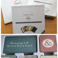 Project Life – Vintage Travel Core Kit {Travel Tuesday}