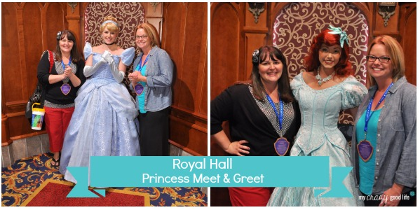 Princess Royal Hall at Disneyland
