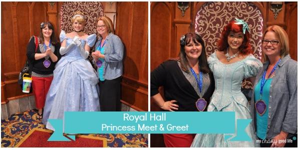 Princess Royal Hall at Disneyland