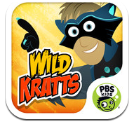 Wild Kratts Creature Power app