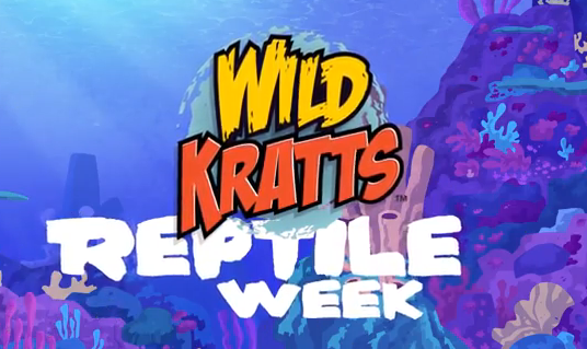 Wild Kratts Reptile Week