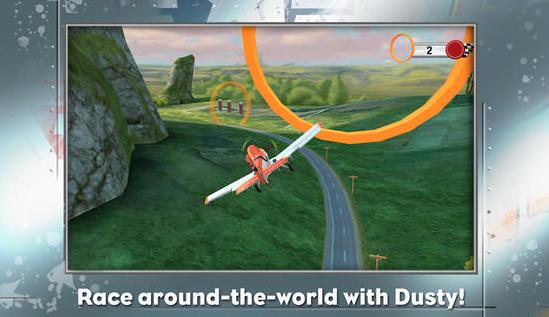 Disney Planes Storybook App