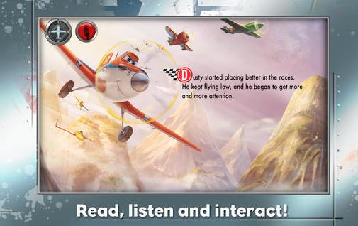 Disney Planes App