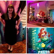 The Little Mermaid – Under the Sea Hollywood Dinner and New Disney Consumer Products! #LittleMermaidEvent