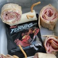 Fun TURBO Snail School Lunch Idea!