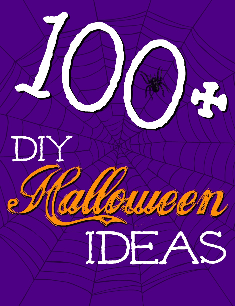 100+ Halloween Ideas!