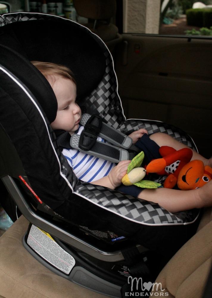 Britax Boulevard 70-G3 car seat review