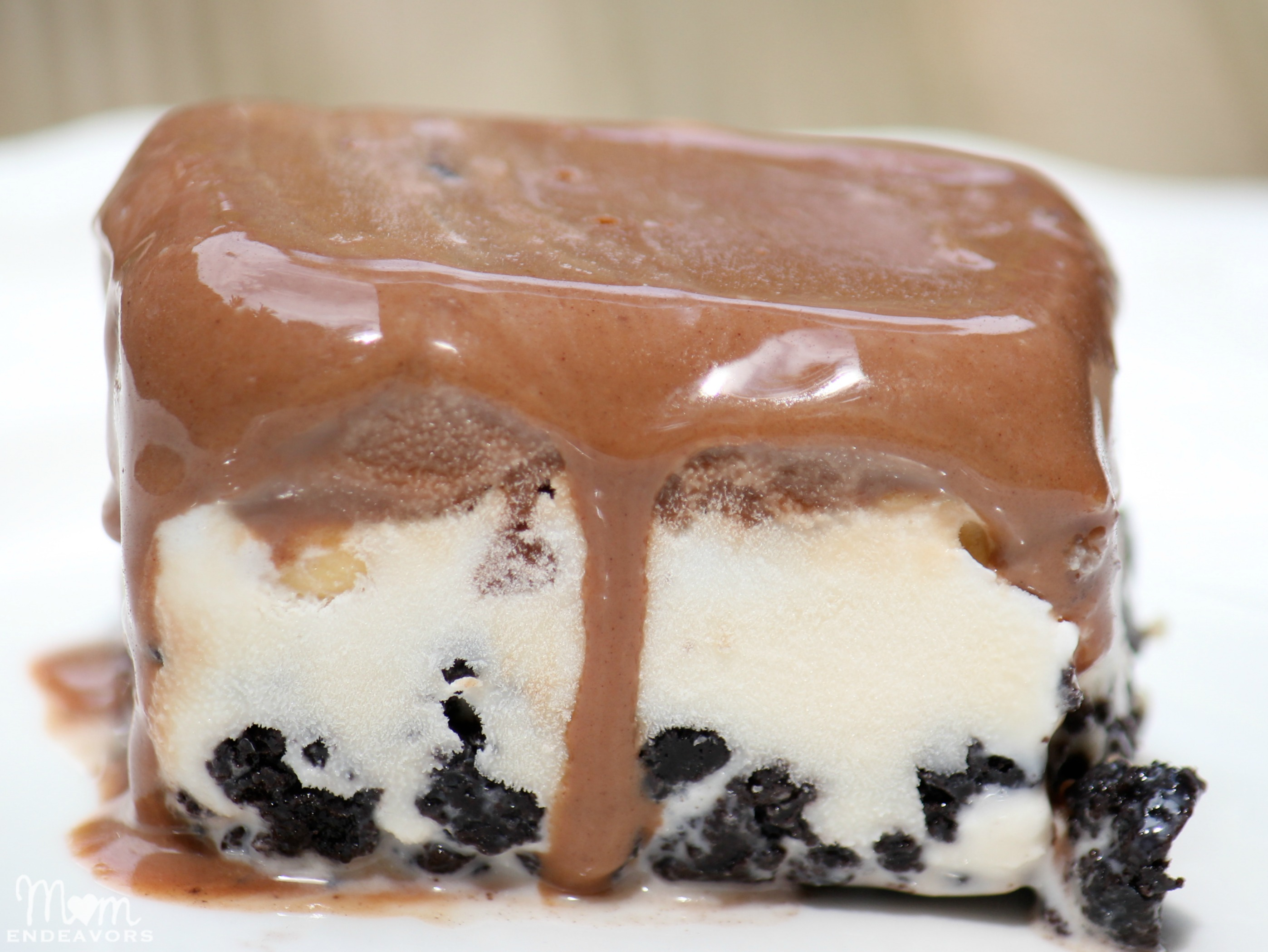 Homemade Buster Bar Dessert Recipe