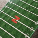 DIY Football Field Table