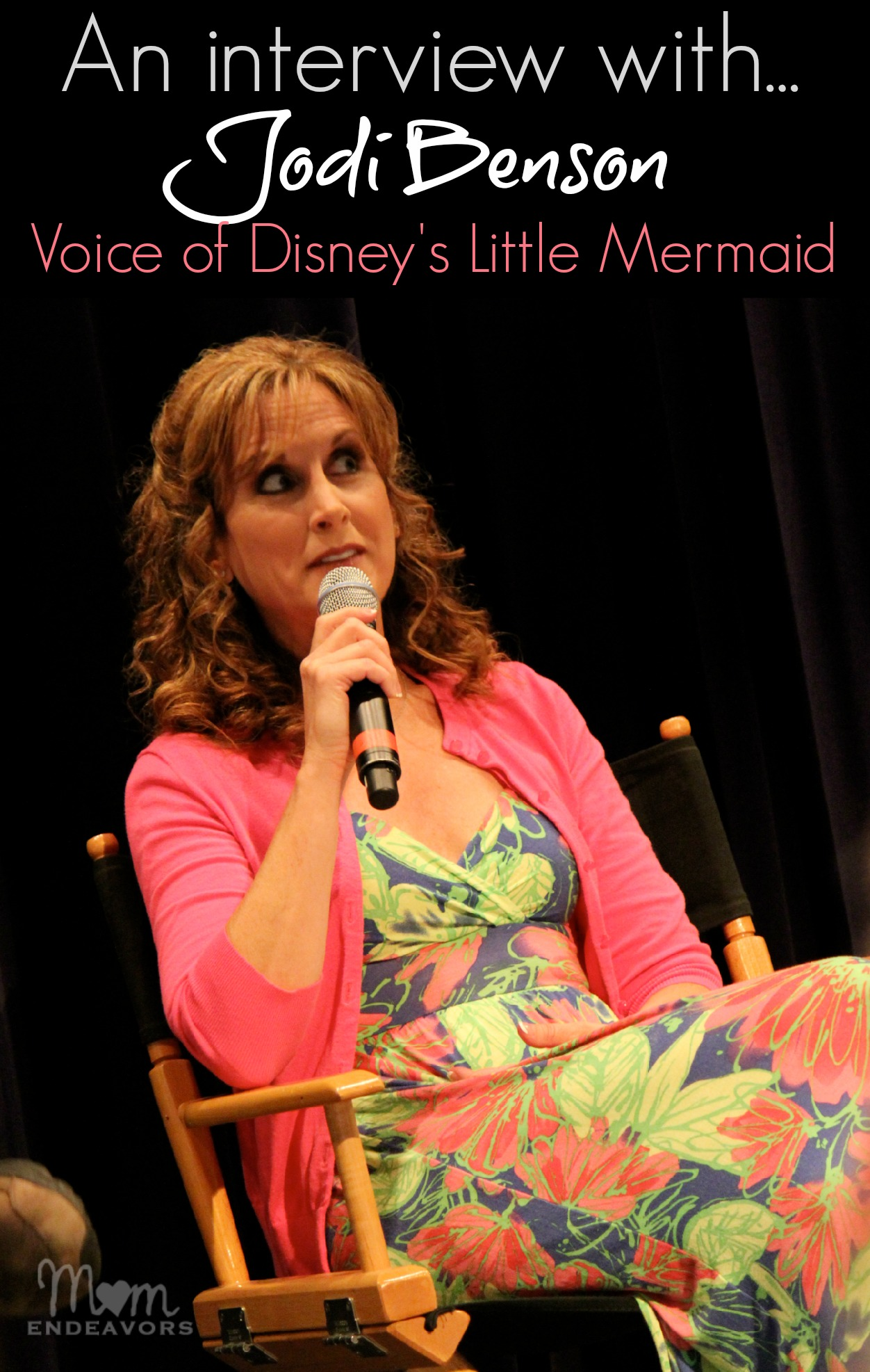 Jodi Benson Interview