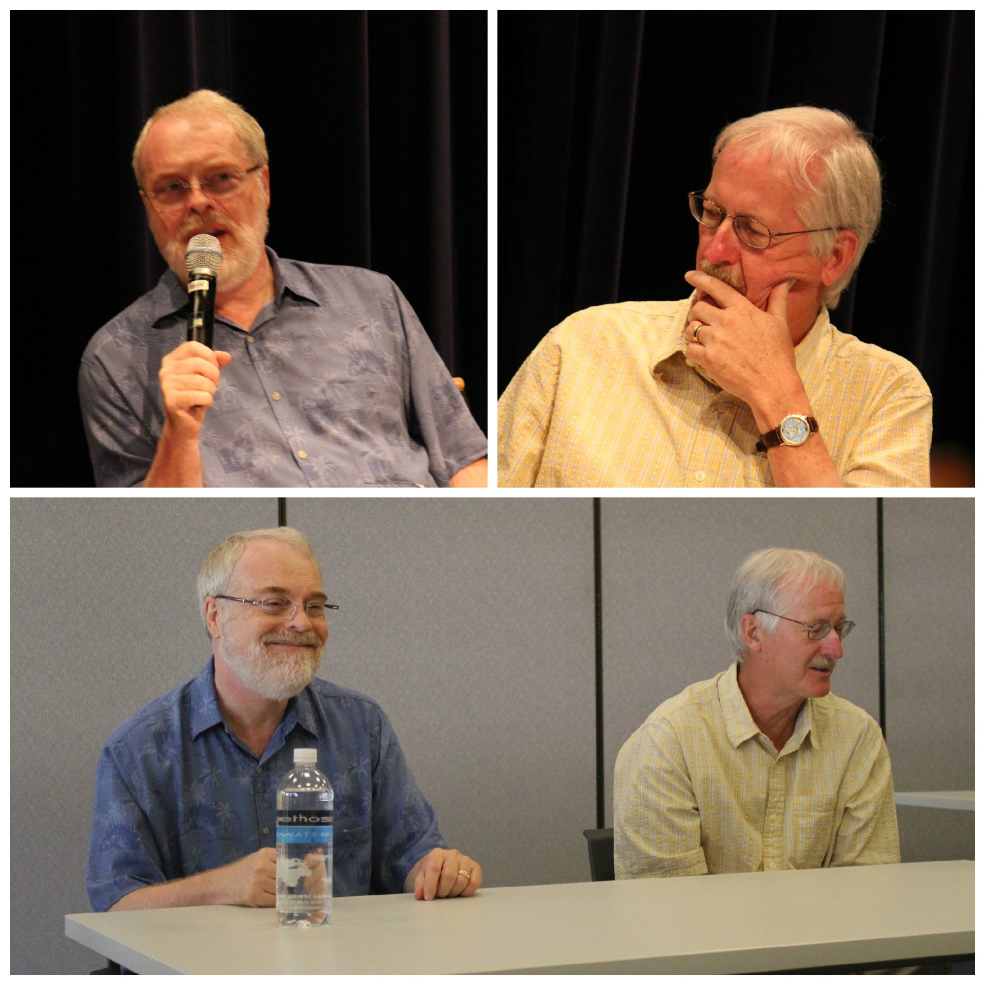 John Musker & Ron Clements Little Mermaid Interview