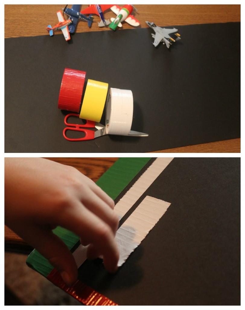 Making a toy runway #worldofcars #shop