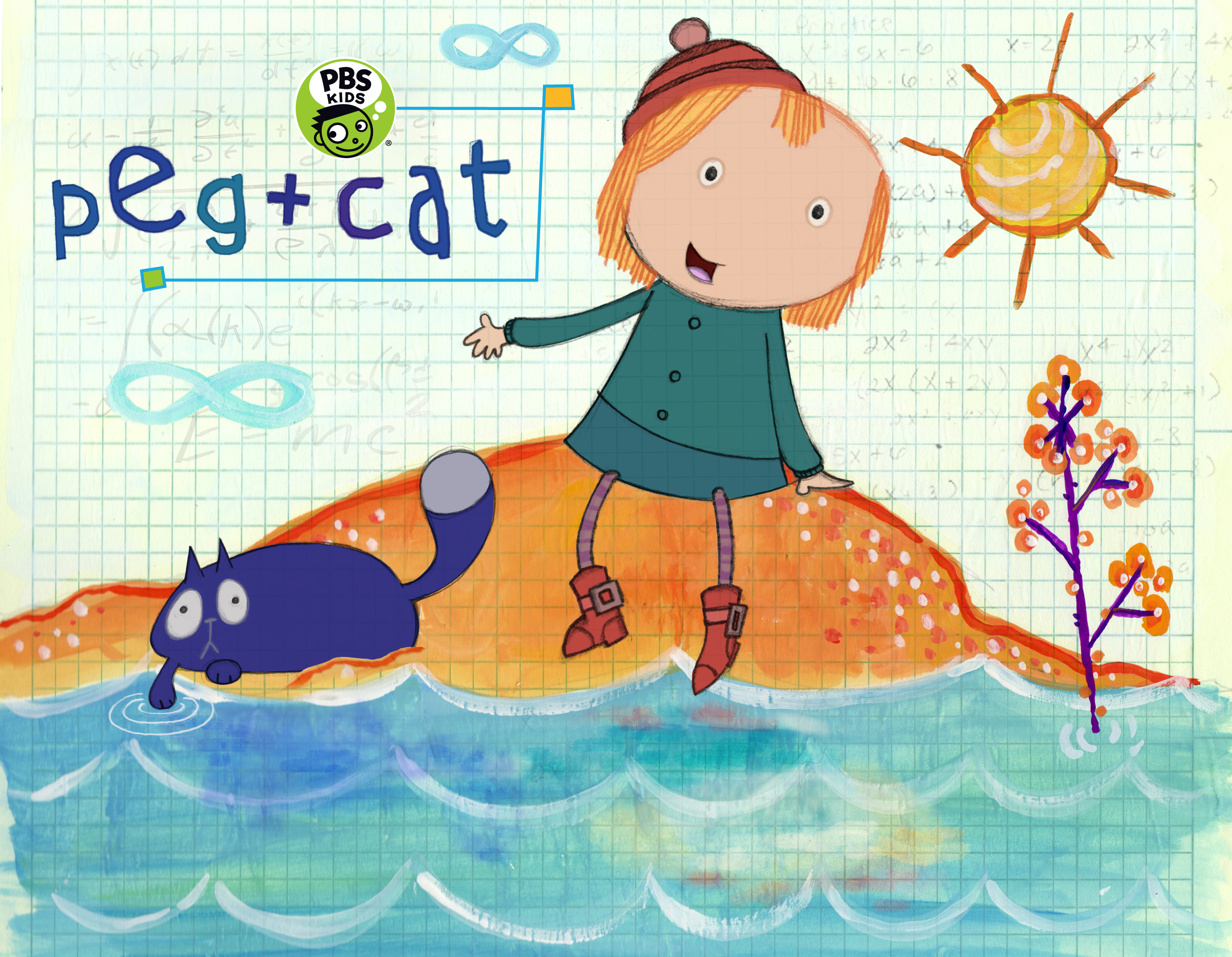 Peg+Cat PBS Kids