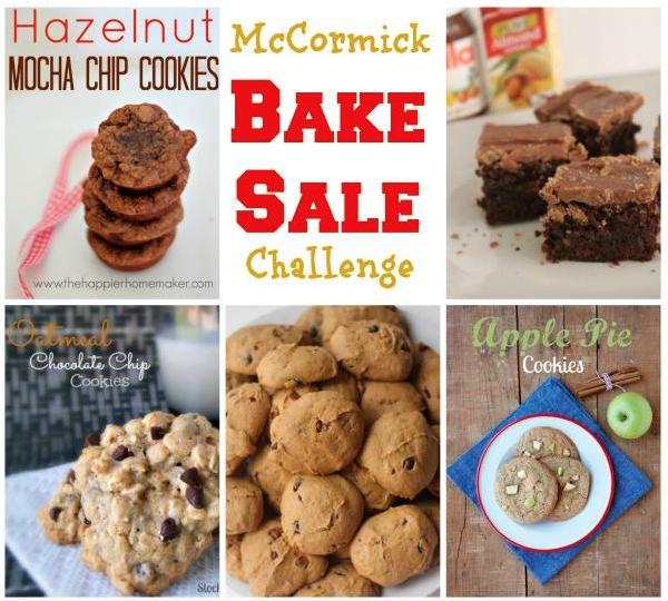 McCormick Bake Sale Challenge