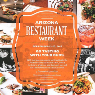 Arizona Restaurant Week 2013 {$50 Melting Pot Gift Card Giveaway!}