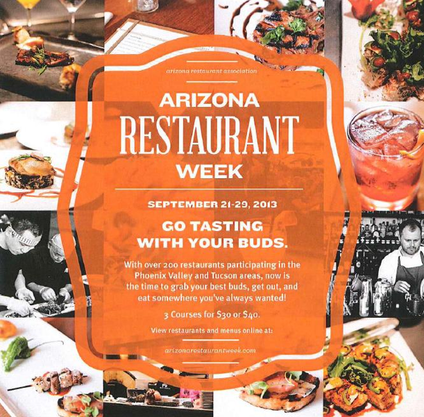 Arizona Restaurant Week