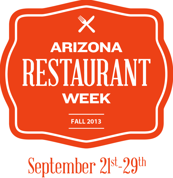 Arizona Restaurant Week Fall 2013