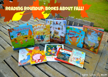 Children's Book about Fall