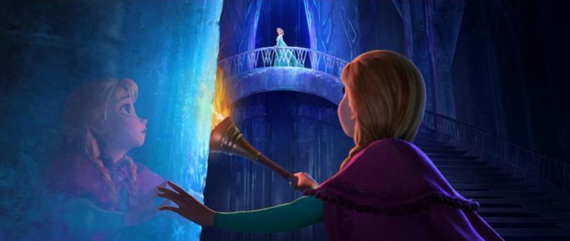 Disney's Frozen Image