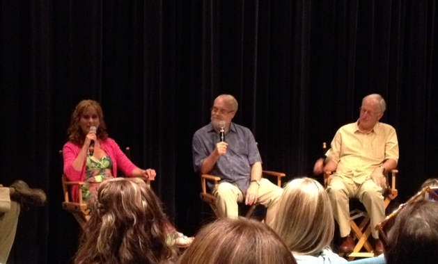 Little Mermaid Interview with Jodi Benson, Ron Clements & John Musker