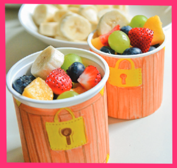 PEG + CAT Pirate Fruit Salad