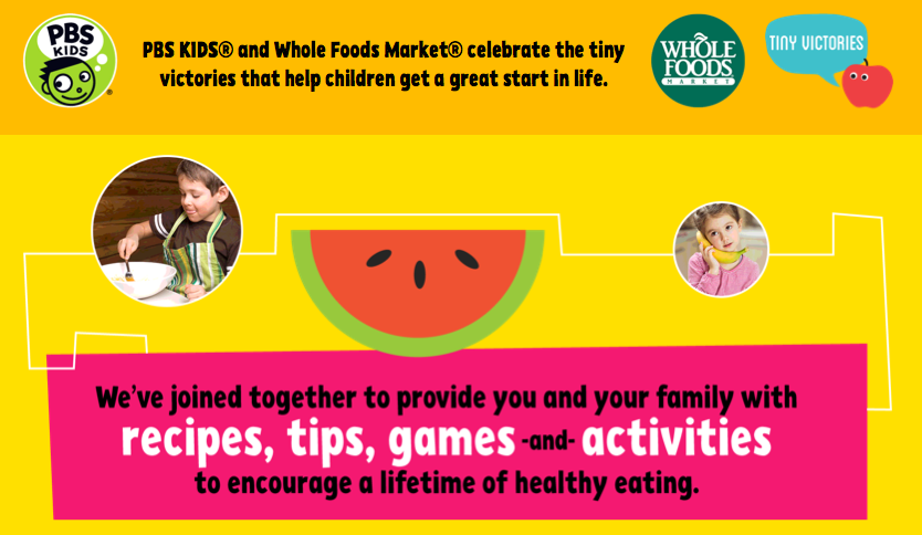 Whole Foods Market & PBS Kids