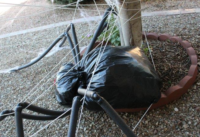 yard spider