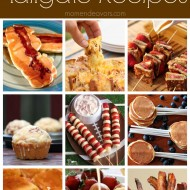 Fun Breakfast Tailgate Recipe Ideas {College Football Tailgate Party}