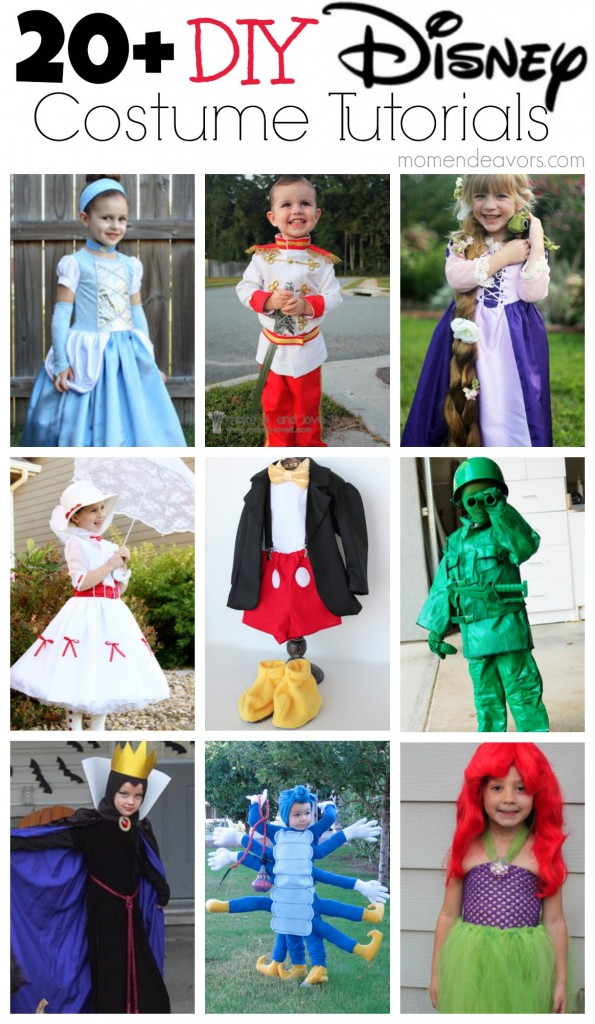 Diy disney costumes for boys 20 diy disney costume tutorials solutioingenieria Images
