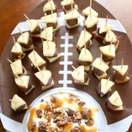Apple Snickers Dippers