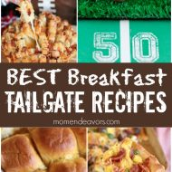 Fun Breakfast Tailgate Recipe Ideas