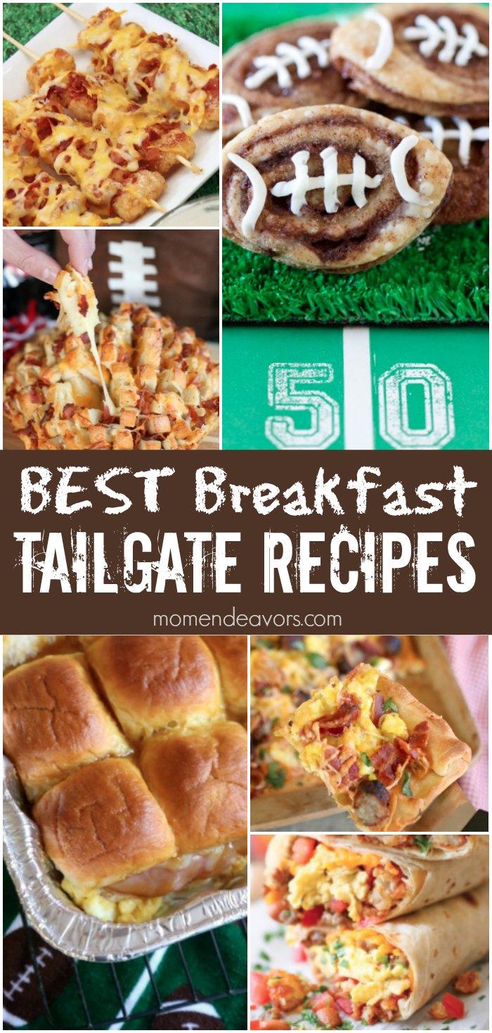 Fun Breakfast Tailgate Recipe Ideas Mom Endeavors