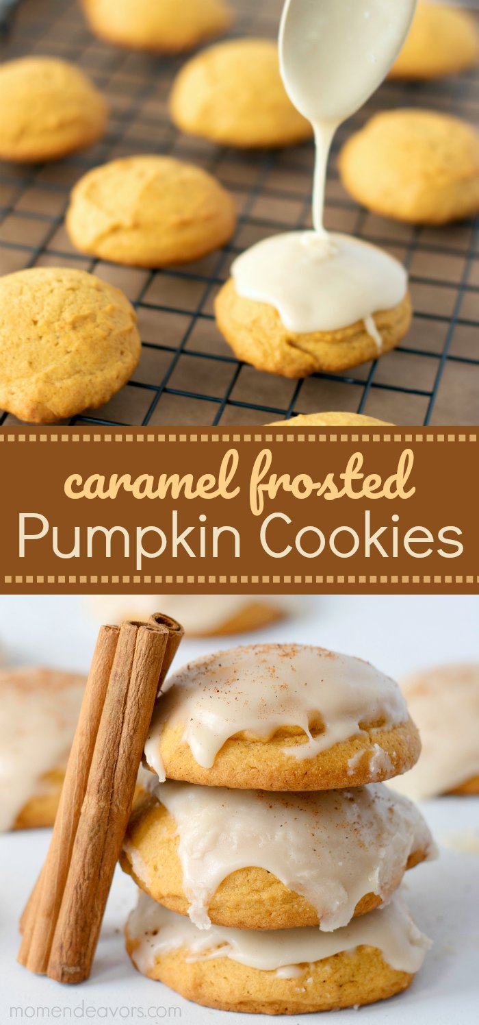 Frosted Pumpkin Cookies Recipes
