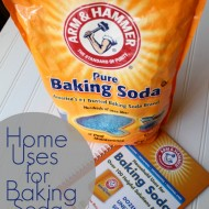 15+ Amazing Home Uses for Baking Soda {Giveaway!} #ARMandHAMMER
