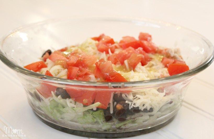 Homemade Chipotle Chicken Burrito Bowl