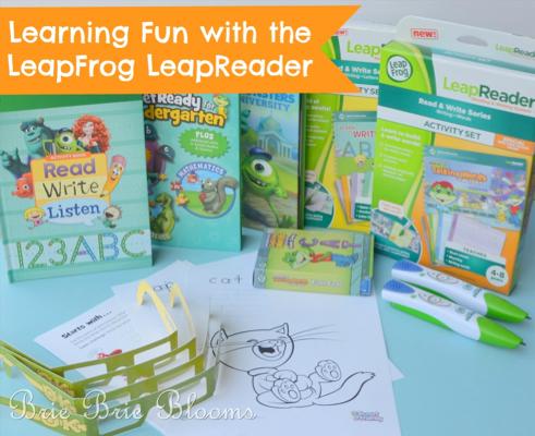 LeapReader Party