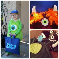 Frightfully Fun Monsters University Halloween Activities + a DVD Giveaway!