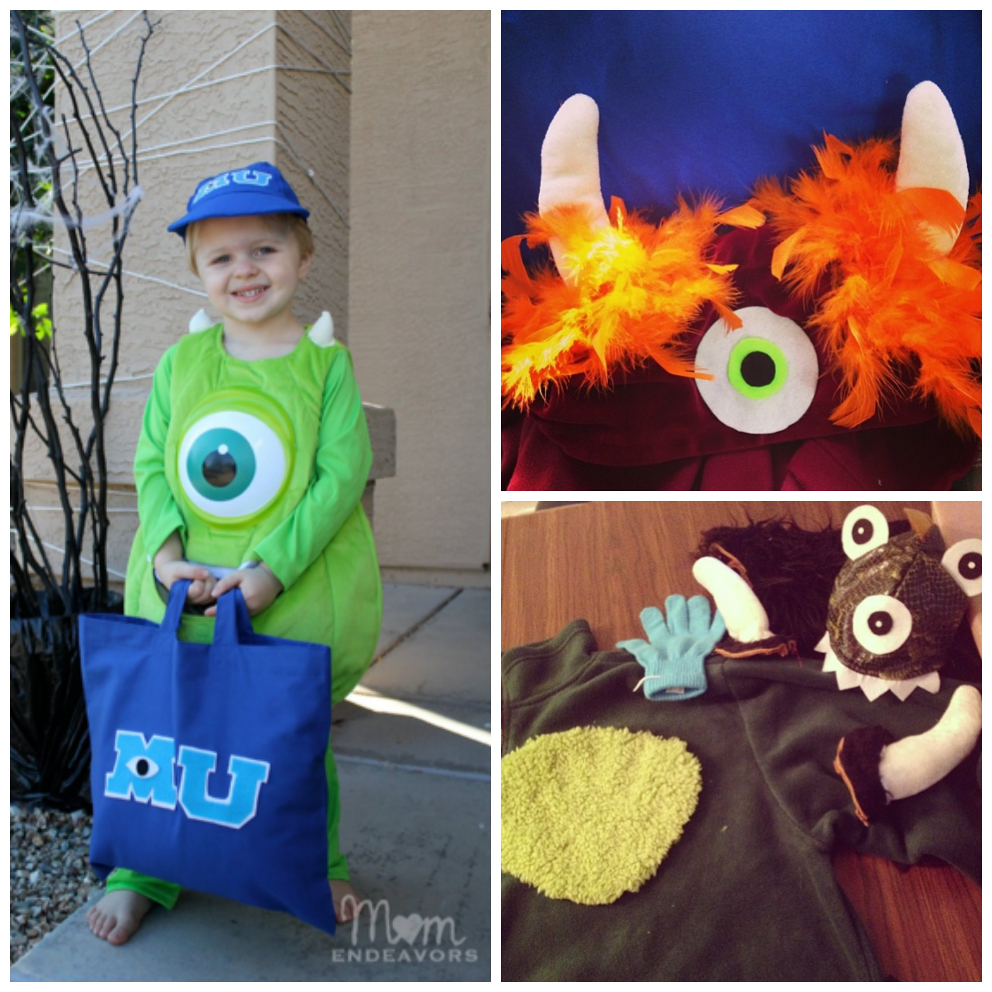 frightfully fun monsters university halloween activities + a dvd