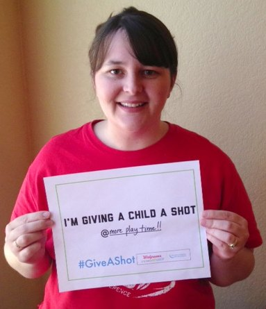 Shot at Life Campaign