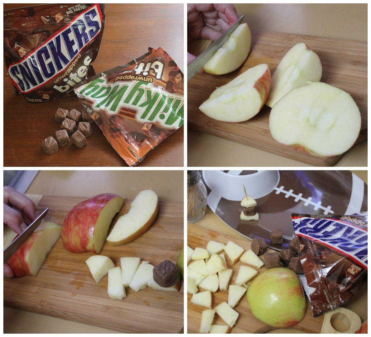 Snickers Bites Dessert