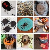 25+ Spider Fun Foods & Crafts for Halloween