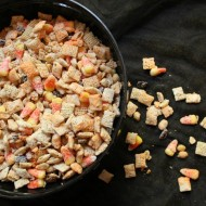 Candy Corn Sweet & Salty Chex Mix