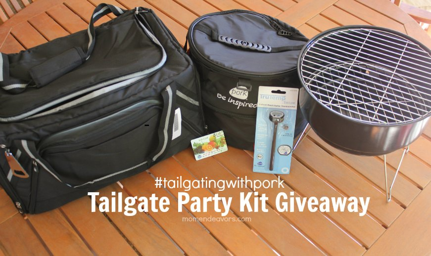 Tailgate Party Kit Giveaway